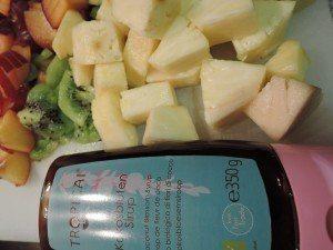kokosblütensirup zum abrunden