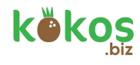 Kokosöl, Kokosmilch und Kokosnuss Logo